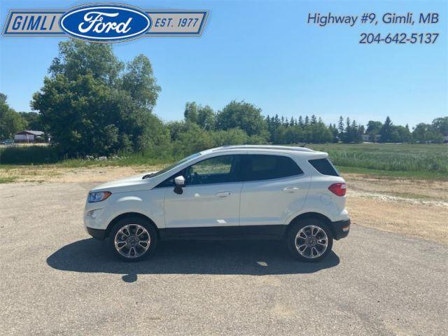 2020 Ford EcoSport Titanium 4WD  -  Sunroof