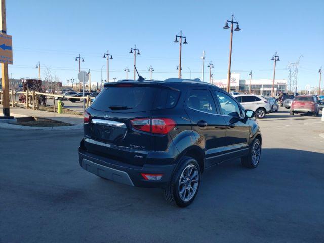 2020 Ford EcoSport Titanium 4WD  -  Sunroof - $174 B/W
