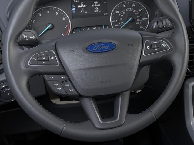 2020 Ford EcoSport Titanium 4WD