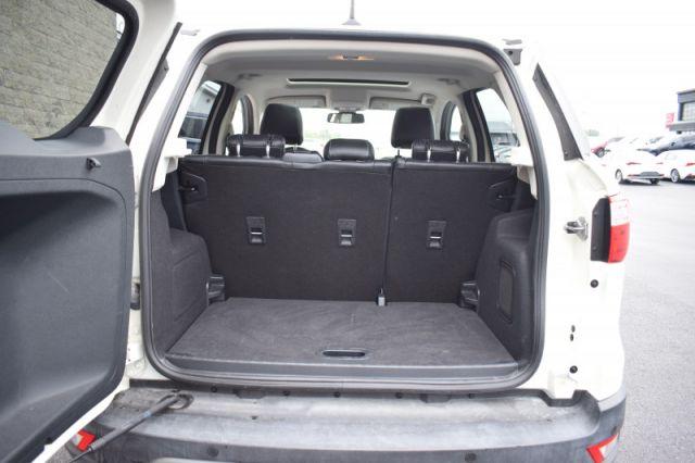 2020 Ford EcoSport Titanium 4WD  | LEATHER | SUNROOF |
