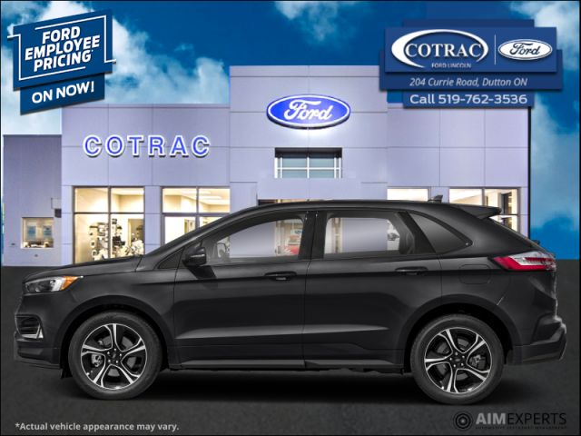 2020 Ford Edge ST  - Leather Seats -  Heated Seats - $331 B/W