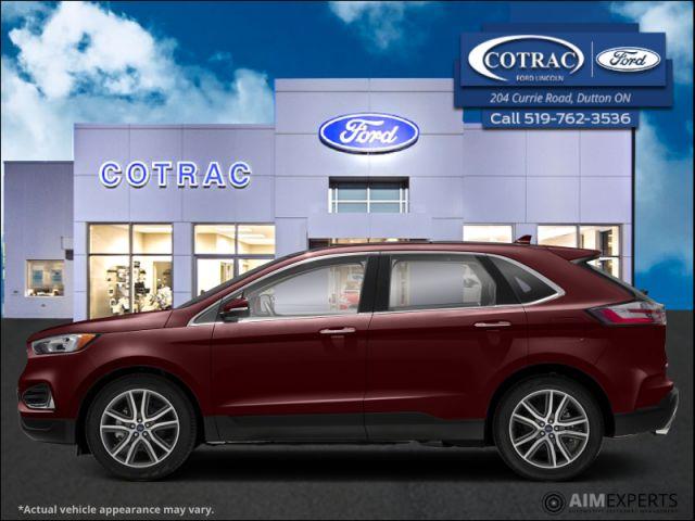 2020 Ford Edge SEL AWD  - Sunroof - Activex Seats - $286 B/W