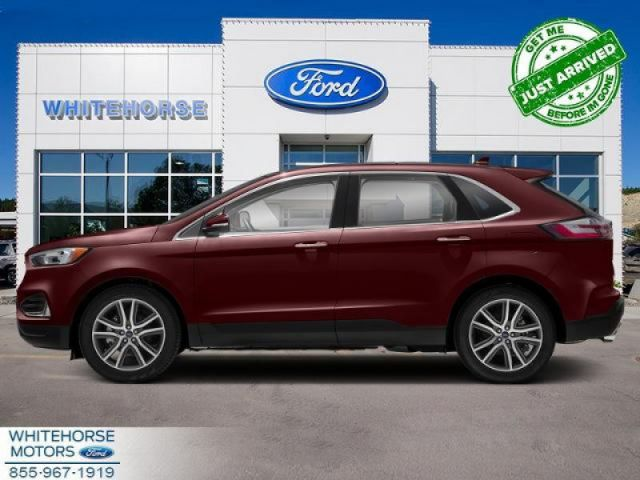 2020 Ford Edge SEL AWD  - $242 B/W - Low Mileage