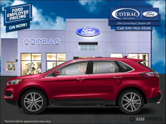 2020 Ford Edge SEL  - Sunroof - Heated Seats - $255 B/W