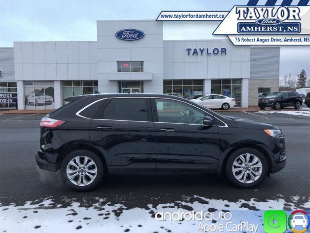 2020 Ford Edge Titanium  - Heated Seats -  Power Tailgate - $110.24 /Wk