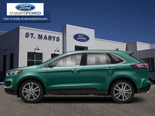 2020 Ford Edge Titanium  - $302 B/W - Low Mileage