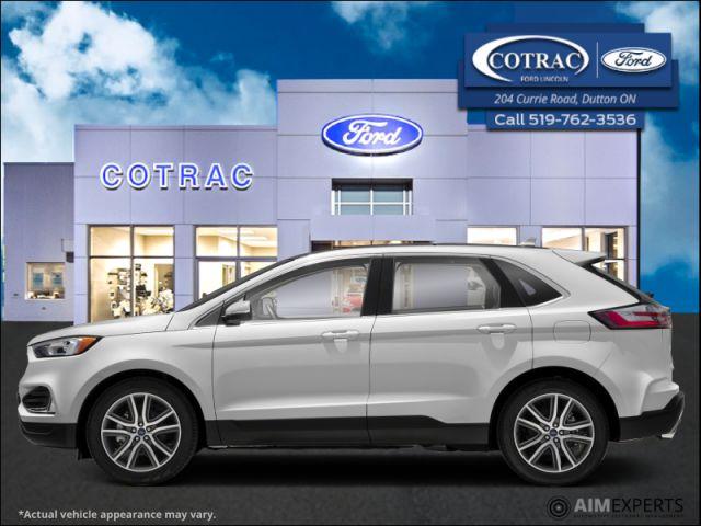 2020 Ford Edge Titanium  - Sunroof - Leather Seats - $280 B/W