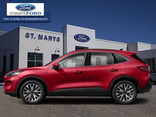2020 Ford Escape Titanium Hybrid  - Navigation - $227 B/W
