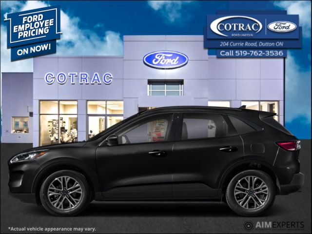 2020 Ford Escape SEL  - Activex Seats -  Heated Seats - $216 B/W