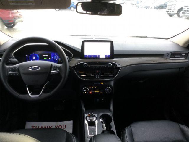 2020 Ford Escape Titanium Hybrid 4WD  - Navigation