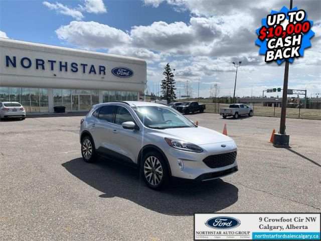 2020 Ford Escape Titanium Hybrid 4WD  |HYBRID| LEATHER| NAV| TITIANIUM|AWD| - $22