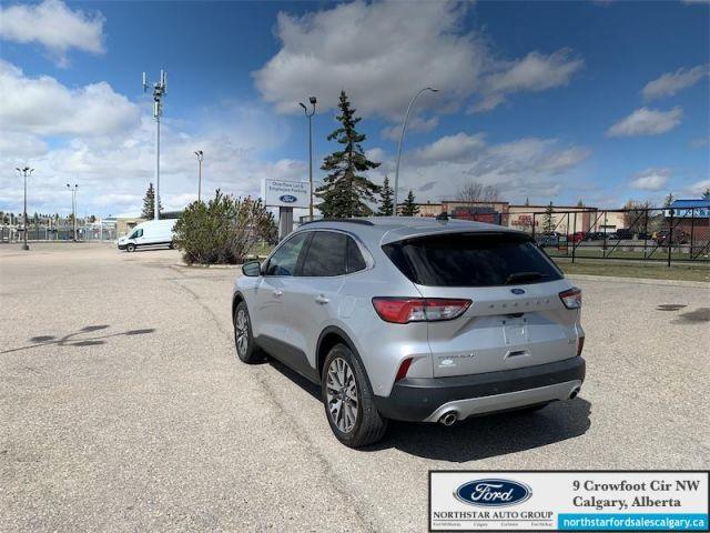 2020 Ford Escape Titanium Hybrid 4WD  |HYBRID| LEATHER| NAV| TITIANIUM|AWD| - $22