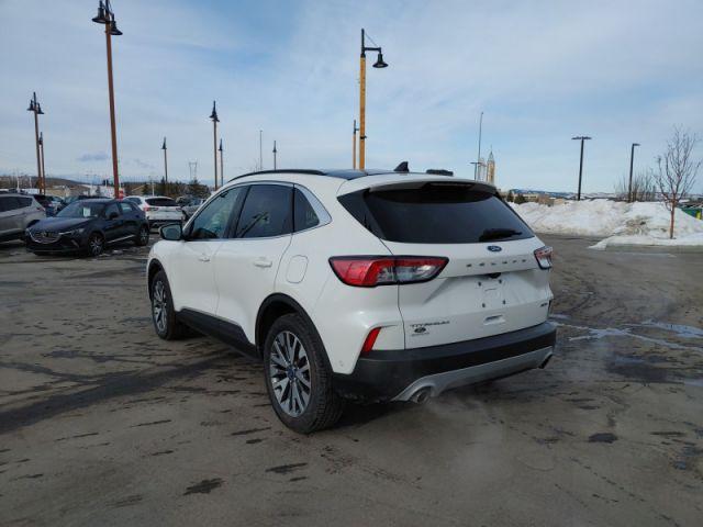 2020 Ford Escape Titanium Hybrid 4WD  - Certified