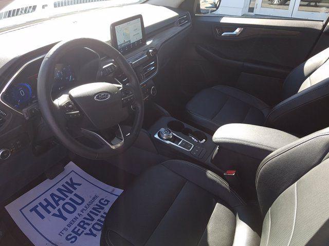 2020 Ford Escape Titanium Hybrid-Former Rental-