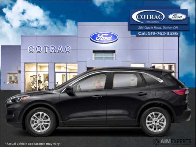 2020 Ford Escape SE 4WD  - $205 B/W