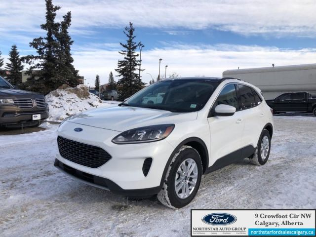 2020 Ford Escape SE 4WD  - $220 B/W