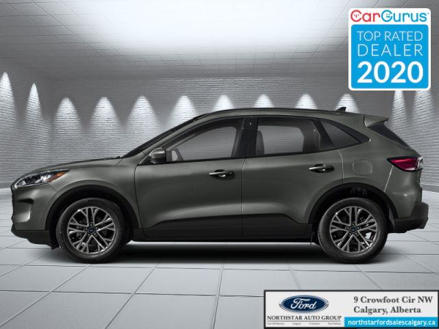 2020 Ford Escape SEL 4WD    FORD CO-PILOT  BLIS  ECOBOOST  NAV  - $208 B/W