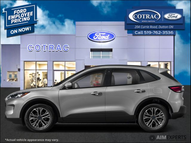 2020 Ford Escape SEL 4WD  - Activex Seats -  Heated Seats - $225 B/W