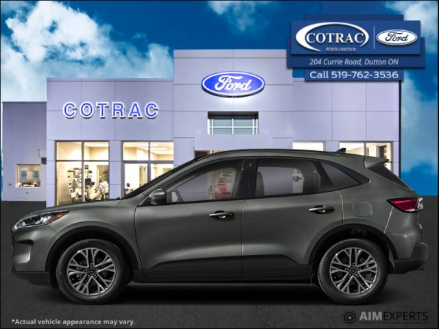 2020 Ford Escape SEL 4WD  - Activex Seats -  Heated Seats - $220 B/W