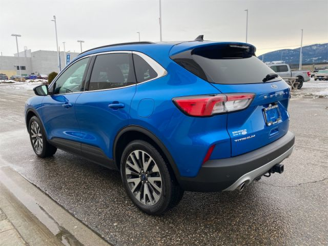 2020 Ford Escape Titanium