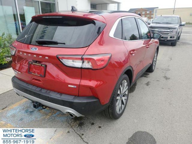 2020 Ford Escape Titanium  - $270 B/W - Low Mileage