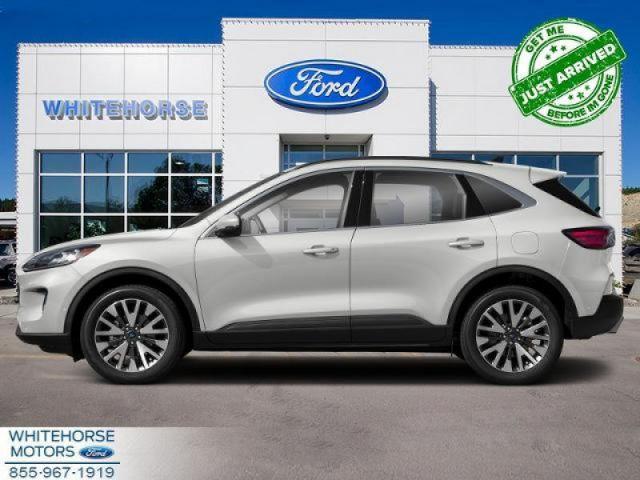 2020 Ford Escape Titanium  - Navigation -  Power Liftgate - $254 B/W