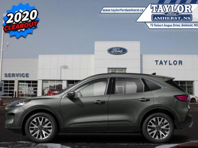 2020 Ford Escape Titanium  - Navigation -  Power Liftgate - $126.99 /Wk