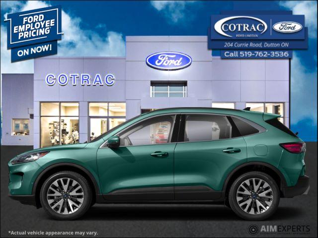 2020 Ford Escape Titanium  - Leather Seats - $251 B/W