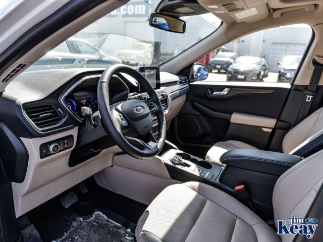 2020 Ford Escape Titanium  Demo - Titanium -  Voice Commands