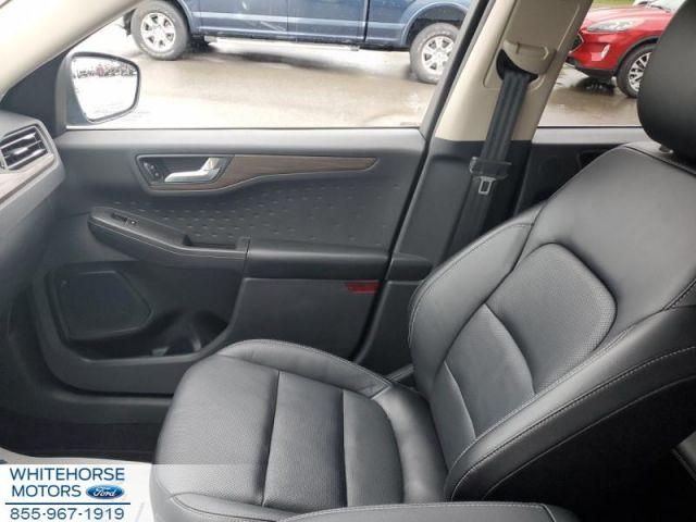 2020 Ford Escape Titanium  - Navigation -  Power Liftgate - $270 B/W