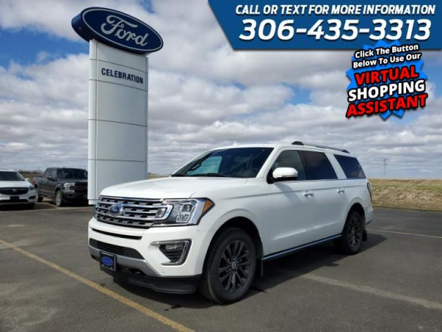 2020 Ford Expedition Limited Max  $259 / wk LOW KMS!!