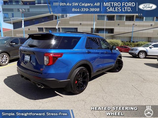 2020 Ford Explorer ST