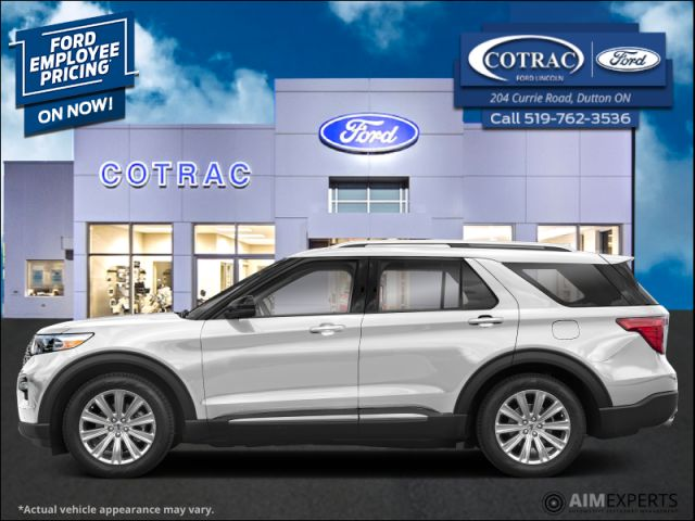 2020 Ford Explorer Platinum  - Leather Seats -  Heated Seats - $399 B/W