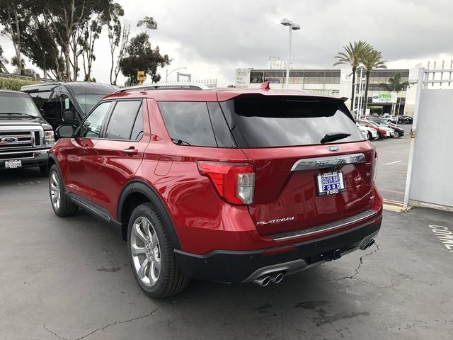 2020 Ford Explorer Platinum 4WD