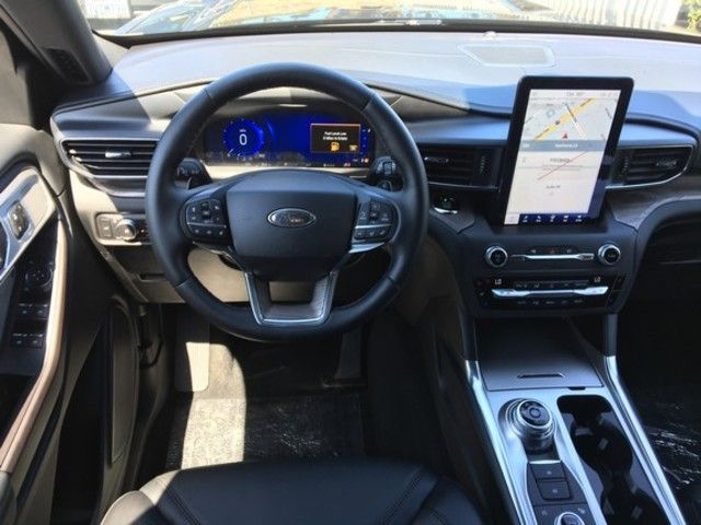 2020 Ford Explorer Platinum 4WD