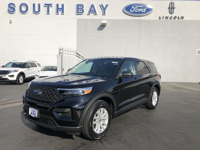 new 2020 ford explorer base rwd for sale near hawthorne