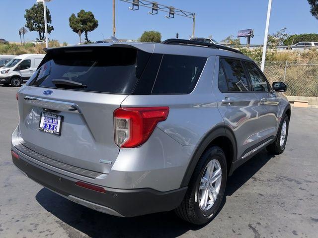 2020 Ford Explorer XLT RWD