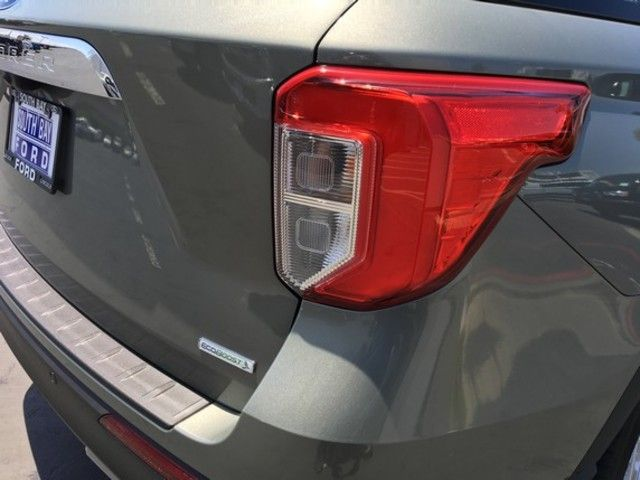 2020 Ford Explorer XLT FWD