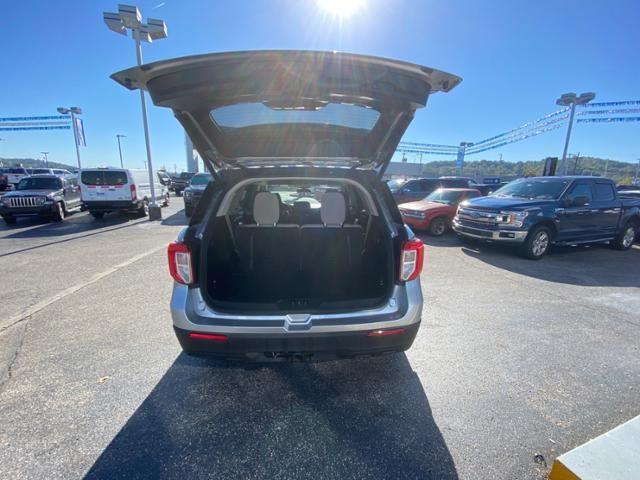 2020 Ford Explorer Base 4WD