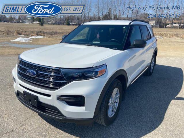2020 Ford Explorer XLT  - Low Mileage