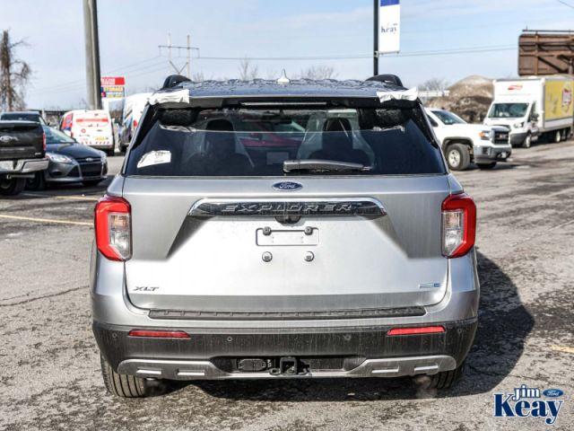 2020 Ford Explorer XLT  -  Wi-Fi -  Power Liftgate