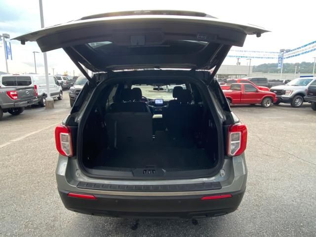2020 Ford Explorer XLT 4WD
