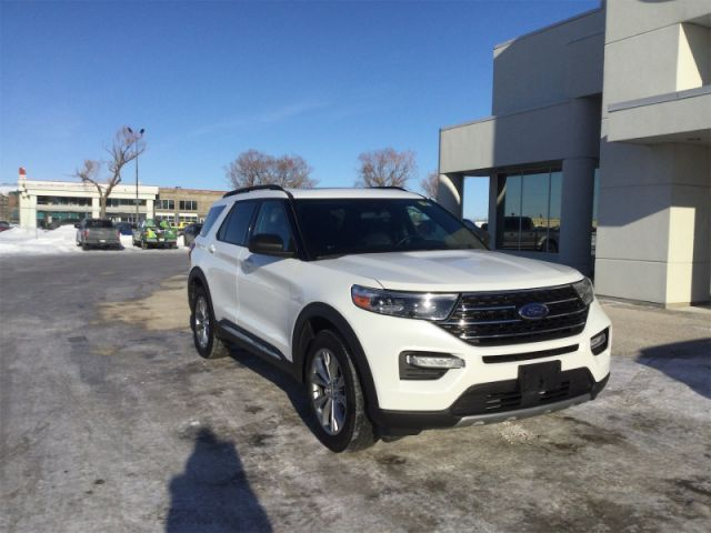 2020 Ford Explorer XLT  -  Wi-Fi -  Power Liftgate