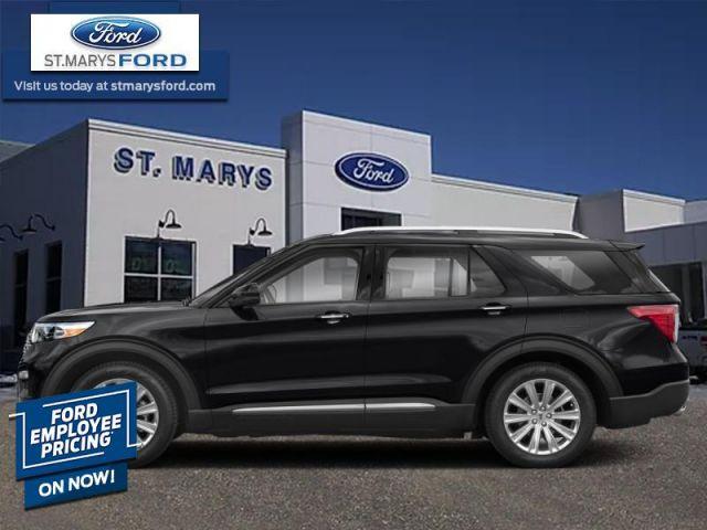 2020 Ford Explorer XLT  - Navigation - Activex Seats - $309 B/W