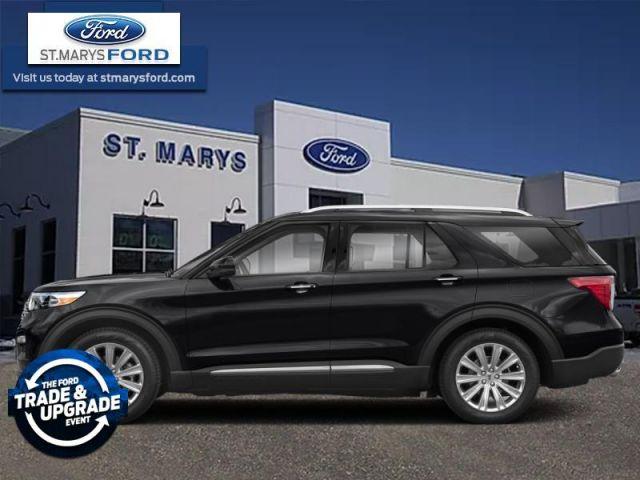 2020 Ford Explorer XLT  - Navigation - Activex Seats - $301 B/W