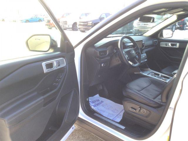 2020 Ford Explorer Limited  - Leather Seats -  Navigation
