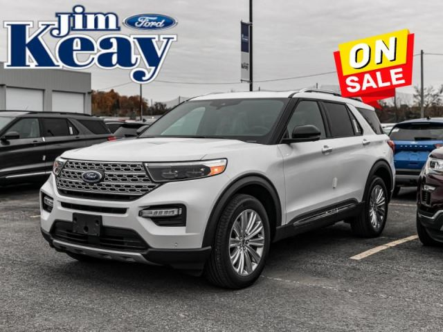2020 Ford Explorer Limited  - All-New -  Limited