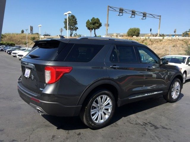 new 2020 ford explorer limited 4wd for sale near hawthorne