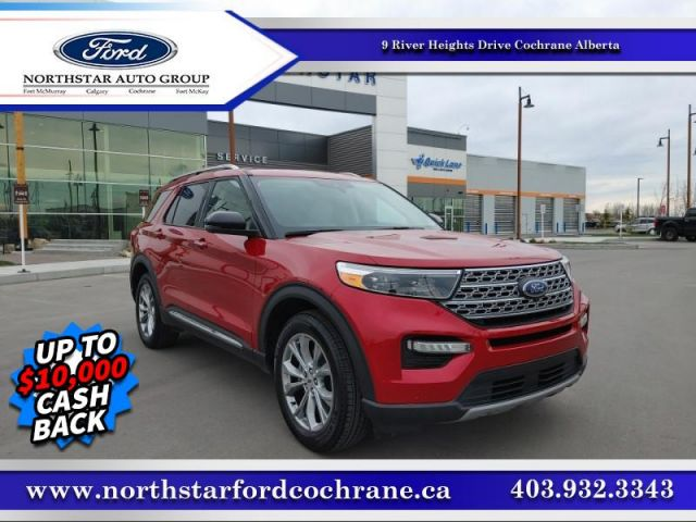 2020 Ford Explorer Limited  - Leather Seats -  Navigation - $334 B/W