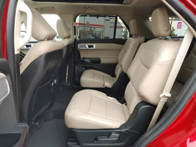 2020 Ford Explorer Limited  - Leather Seats -  Navigation - $327 B/W